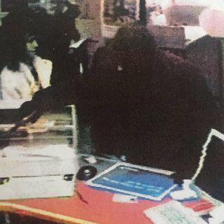 Polisen som rånade en bank
