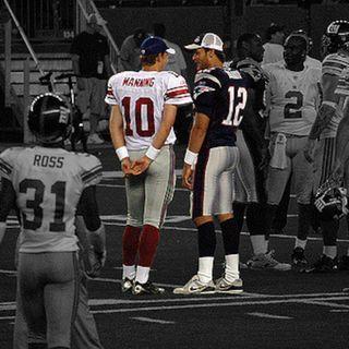 Round 3 - Brady Vs Eli