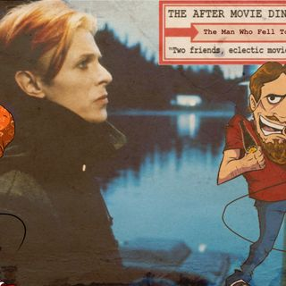 Ep 272 - The Man Who Fell To Earth