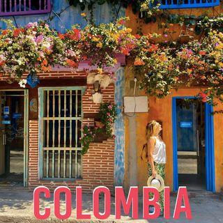 #10 Colombia -  Intervista a Simona Sacrifizi