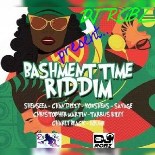 DJ Robz Bashment Riddim Mix