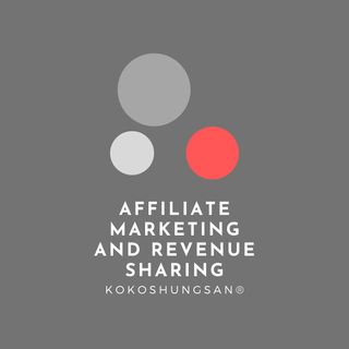 Affiliate Marketing and Revenue Sharing