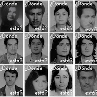 102 desaparecidos en tres días