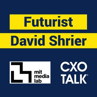 Futurist David Shrier, MIT Media Lab