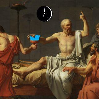 Socrate, Burioni e Boldrin: la Maieutica ai tempi di Twitter