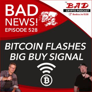 Bitcoin Flashes Big Buy Signal - Bad News For June 30th