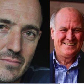 #auspol live Dunning Kruger Hour: Tim Jones speaks with Tony Windsor