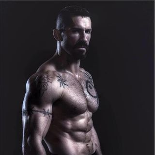 Interview with Scott Adkins