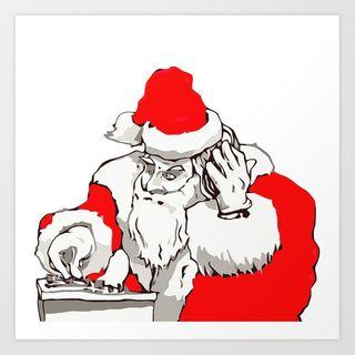 DJ GUCCI WHITE KIDS CHRISTMAS Spectacular