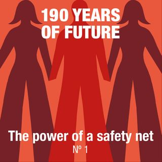 Episode 1: The Power Of A Safety Net