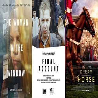 Episode 41 - The Woman In The Window, Final Account, Dream Horse
