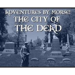 """Burning Court """"City of the Dead on Old Time Radio"""