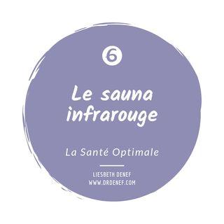 #6 Le sauna Infrarouge