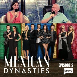 "Tv-Episode 2 of ""Mexican Dynasties"" Commentary by David Hoffmeister with Spanish Translation"
