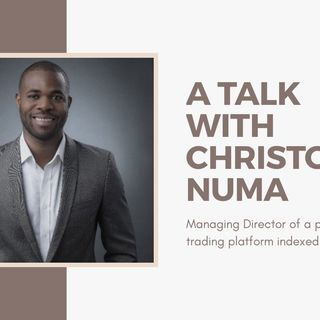 [ HTJ Podcast ] Interview with Christophe - Managing Director of a Precious Metal Trading Platform