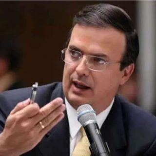 México no admitirá violaciones a soberanía: Marcelo Ebrard