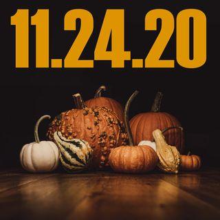 Thanksgiving in Quarantine | 11.24.20.