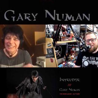 Gary Numan talks 'Intruder'