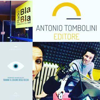 Caffè Letteradio: intervista a Roberta Marcaccio