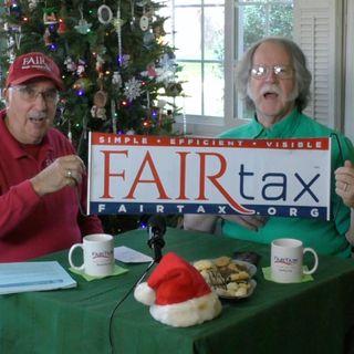 #244 A FAIRtax Christmas Rewind