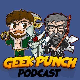 Geek Punch - Ova 5 - Armas - El aura de Yoko ono