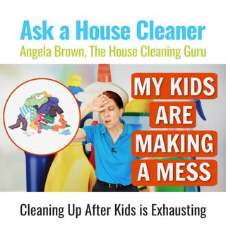 Help! Help! My Kids Are Making a Mess And I'm Going Crazy!