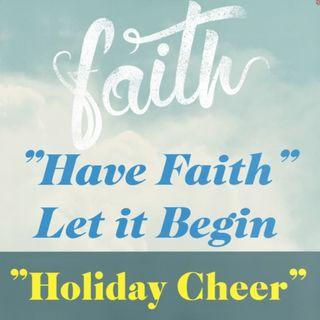 Holiday Cheer  Ep 123