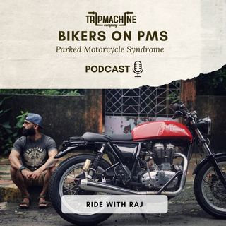 Episode 6 - Ride With Raj