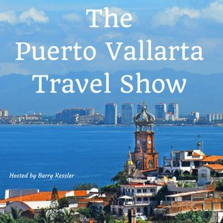 Meet and Greet Podcast at Kelly's Pour Favor Saloon in Puerto Vallarta