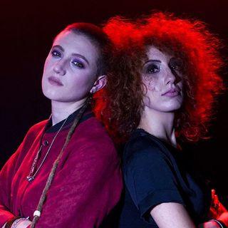 Sanremo 2020 - Intervista a Gabriella Martinelli e Lula