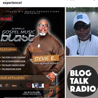 Stevie B's Acappella Gospel Music Blast - (Episode 82)