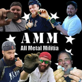 7/14/19: All Metal Militia...Finds, friends and fun...