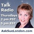 Get Inspired Radio with Sue London