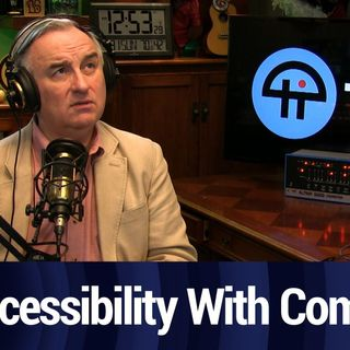 Accessibility Features on Computers for the Blind | TWiT Bits
