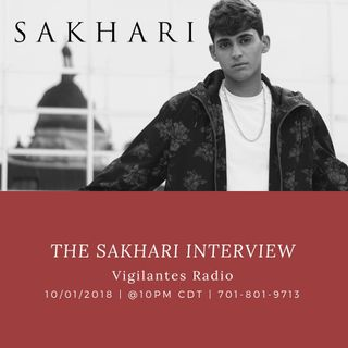 The Sakhari Interview.