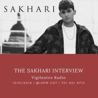 The Sakhari Interview.