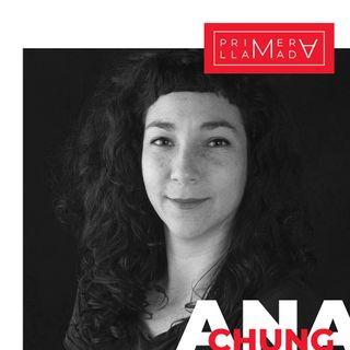 La gestión cultural es sinónimo de resistencia | Ana Chung