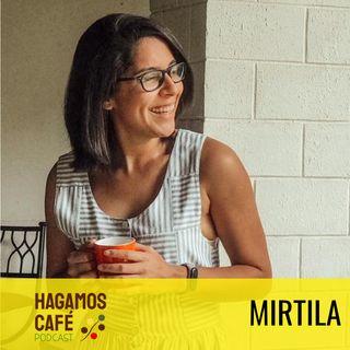 💁🤳 HAGAMOS CAFÉ - EP 20 | Mirtila Rodríguez y sus famosos videos en IG TV.