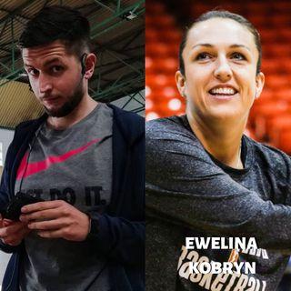 11. Ewelina Kobryn - polska mistrzyni WNBA, Euroligi i Eurocup