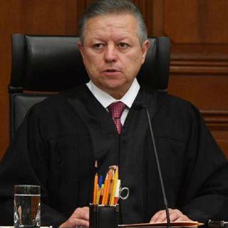 Arturo Zaldívar, anunció en redes sociales que ejercerá el cargo del Poder Judicial de la Federación