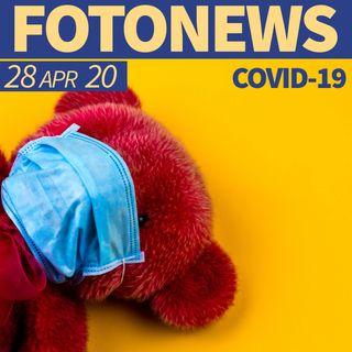 fotonews / 28 aprile 2020 - COVID19