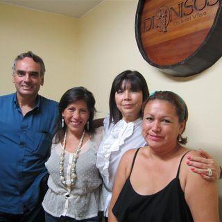Del recuerdo... Hablemos de Pisco 220313 con Giovanna Lopez Barwoman Internacional