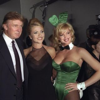 Donald Trump Announces Inugural Ball At Playboy Mansion