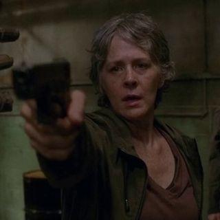 "The Walking Dead S06E13 ""The Same Boat"""