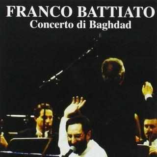 Avantpop Spazio LIVE - Franco Battiato - Concerto di Baghdad (1992)