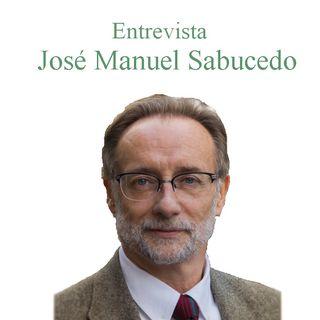 Entrevista a José Manuel Sabucedo