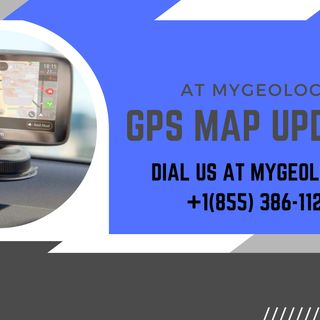 Free GPS map Update Support