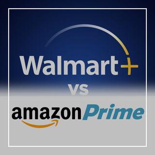 Walmart Plus vs. Amazon Prime | Grocery Subscription Services