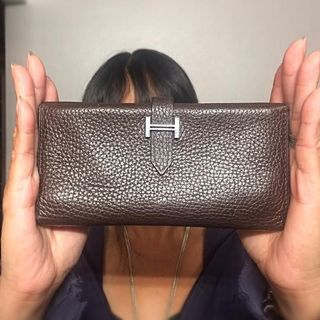 Genuine Hermès Wallet Find