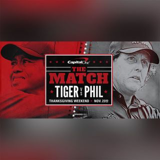 #ICYMI - Tiger vs Phil – 18 Holes, $9 Mil